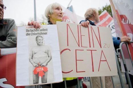 Si le Ceta passe, l'accord de Paris sur le climat trépasse | STOP GAZ DE SCHISTE ! | Scoop.it