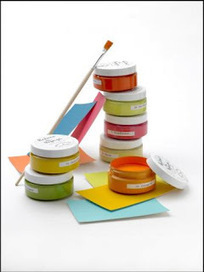 Recette de peinture à doigts   Libre décole et ateliers l envol créatifs culturels   Scoop.it