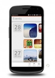 Ubuntu mobile OS for smartphones officially unveiled | Digital Trends | Buy mobiles india | Scoop.it