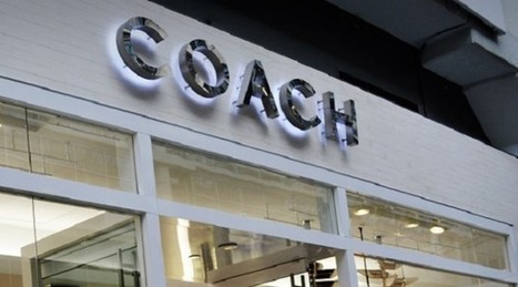 Coach CEO Victor Luis on Making Luxury Approachable   Vamp   Retail   Scoop.it