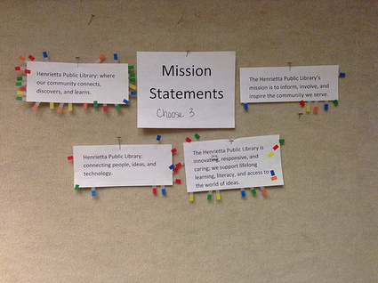 Strategic Planning: Building Our Mission and Vision Statements ...   Simplified Strategic Planning   Scoop.it