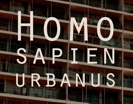 Crowdfunding: Homo Sapien Urbanus Feature Documentary | Media Broadcasting | Scoop.it