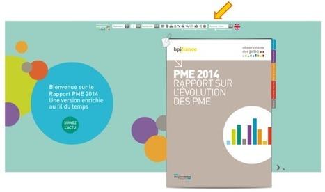 Rapport sur l'évolution des PME 2014 - Bpifrance Le Lab | Centre des Jeunes Dirigeants Belgique | Scoop.it