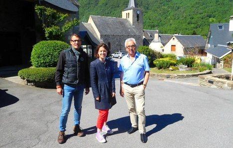 L'au revoir de la préfète à la vallée du Louron | Louron Peyragudes Pyrénées | Scoop.it
