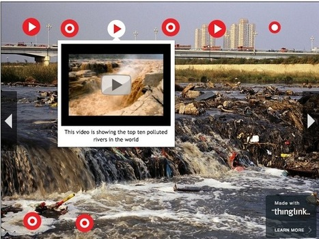 Cool Tools for 21st Century Learners: Pollution Party Images | Cool Tools for 21st Century Learners | Scoop.it