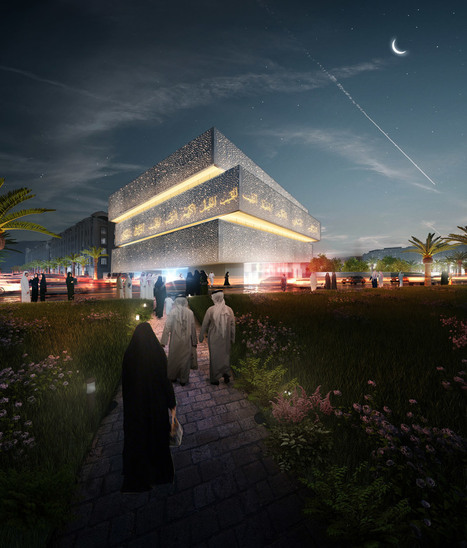 London architect to build Islamic faith museum in Mecca | architecture and psychology | Scoop.it