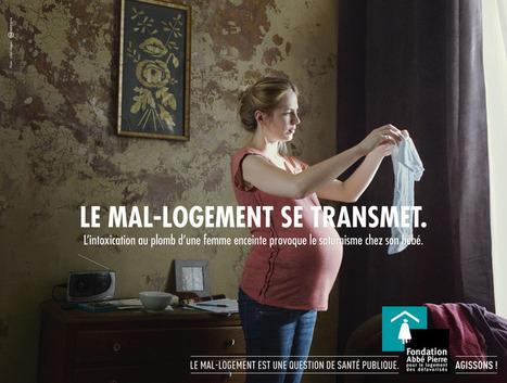 Campagne de sensibilisation de la Fondation Abbé Pierre | Non profit and fundraising | Scoop.it