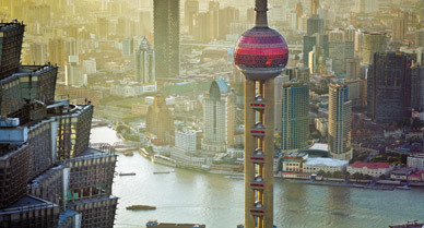 Shanghai Gets Supersized | Geography in the classroom | Scoop.it
