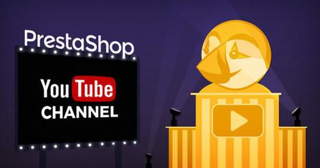PrestaShop lance sa chaîne YouTube ! Au programme : astuces, bonnes pratiques et tutos e-commerce | Blog ecommerce par PrestaShop | Curation : quoi de neuf autour du marketing digital ? | Scoop.it