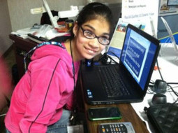 Anna Martinez Wins Second Place in Technology Olympics for the Visually Impaired | | Digital Books & Reading Technologies Equal Greater Accessibility for Students | Scoop.it