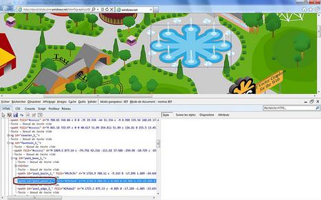 Introduction aux APIs graphiques d'HTML5: SVG & Canvas (1/4) - David Rousset - Site Home - MSDN Blogs | HTML5 and JQuery | Scoop.it