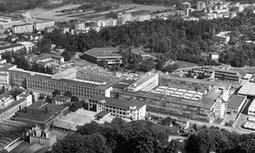 Italy: The story of Olivetti's growth and decline, and its impact on the city of Ivrea. | Industrial Heritage | Scoop.it