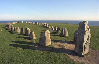 Une ancienne tombe découverte sur le site du Stonehenge suédois | Les découvertes archéologiques | L'actu culturelle | Scoop.it