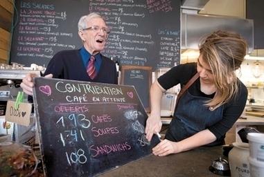 Changer le monde, un café à la fois | Nouveaux models de l'évolution de la société de consommation | Scoop.it