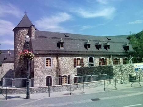 Des nouvelles des travaux à la maison du Parc | Facebook Saint-Lary | Vallée d'Aure - Pyrénées | Scoop.it