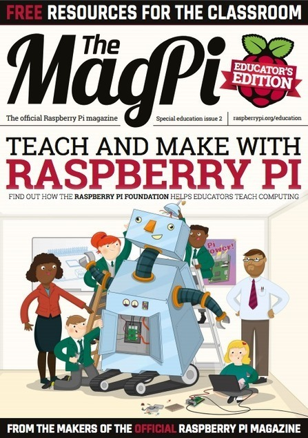 Inspiring educators with a special MagPi! - Raspberry Pi | Raspberry Pi | Scoop.it
