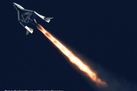 Virgin Galactic's SpaceShipTwo Soars in 2nd Rocket-Powered Flight Test | HSC Physics | Scoop.it