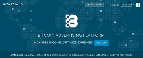 Bitmedia.io Review : Online Bitcoin Advertising Network | Website | Scoop.it