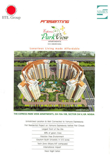 Nimbus Express Park View – Express Park View 1 and Park View 2 | Real Estate | Scoop.it