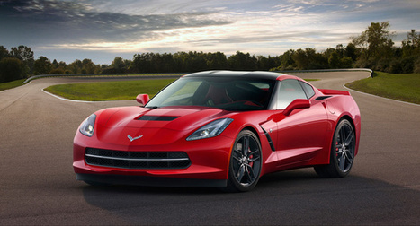 Cars News and Reviews | Chevy Corvette to remain in short supply | BooksInfo | Scoop.it