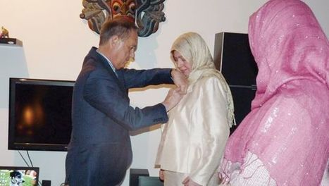 French Embassy honors long-time employee - Arab News | French Extension | Scoop.it