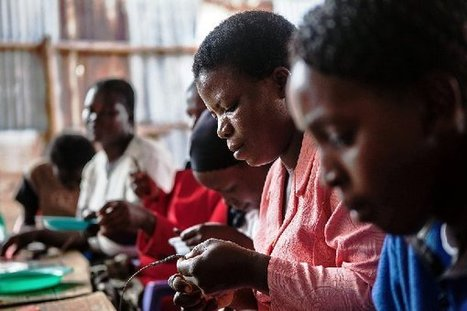 Runaways to runway: 'ethical' fashion changing lives in Africa | Made in Africa | Scoop.it
