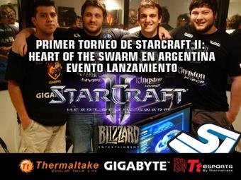 Primer torneo de StarCraft II: Heart of the Swarm | LocalStrike | Scoop.it