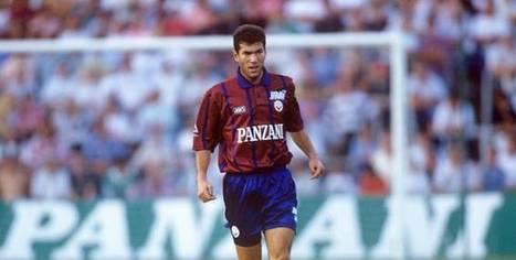 Zidane n'est pas le meilleur joueur de l'histoire de la L1 | Sport | Scoop.it
