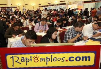 12 FESTIVAL DEL EMPLEO 2013 - AMCHAM GUATEMALA- | Organización y Montaje de Eventos | Scoop.it