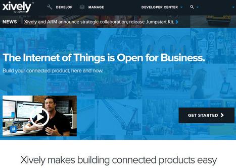 Les objets connectés auront bientôt leurs propres réseaux sociaux ...   internet des objets   Scoop.it