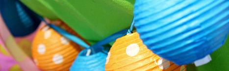 Carnaval : une déco de table qui pétille et fait chanter les couleurs | Actualités de la boutique Tendances déco | Scoop.it