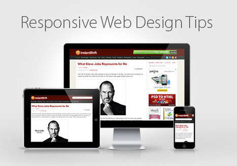 Responsive Web Design Tips | Current Updates | Scoop.it
