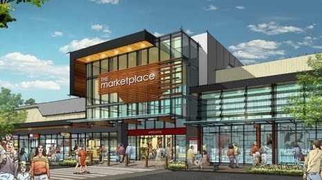 Reveal of Canberra's new shopping centre plan - The Canberra Times   Retail Store Design   Scoop.it