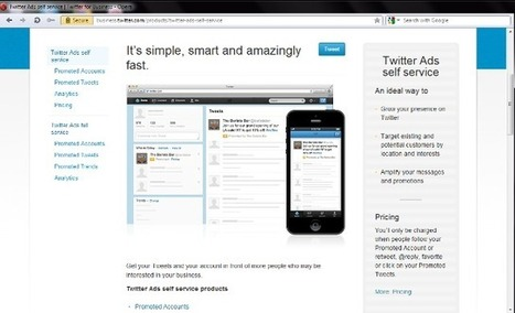 Twitter for Business | The 21st Century | Scoop.it