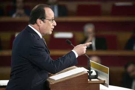 Plan emploi: ce qu'il faut retenir des annonces de Hollande | Portage salarial, être expert autonome ! | Scoop.it