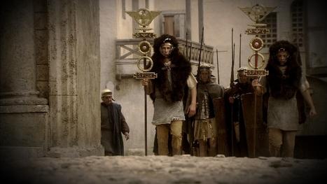 Video -- Roman Military Design -- National Geographic | Mundo Clásico | Scoop.it