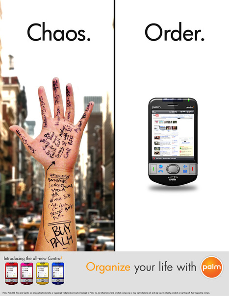 Chaos or Order | Persuasion Project | Scoop.it