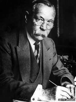 Conan Doyle letters about George Edalji case displayed - BBC News | Eminent Men | Scoop.it