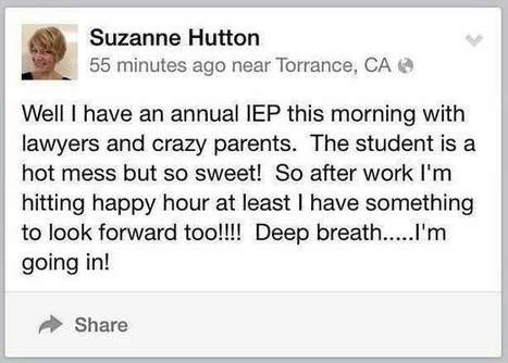 Facebook post lands Torrance special-education teacher in hot water | Vloasis vlogging | Scoop.it