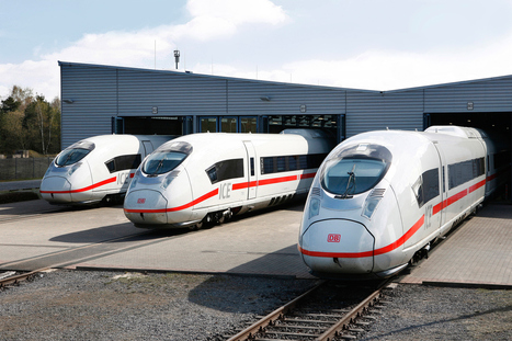 Velaro D certified to operate in Germany | Communications Based Train Control - A recipe for Success | Scoop.it