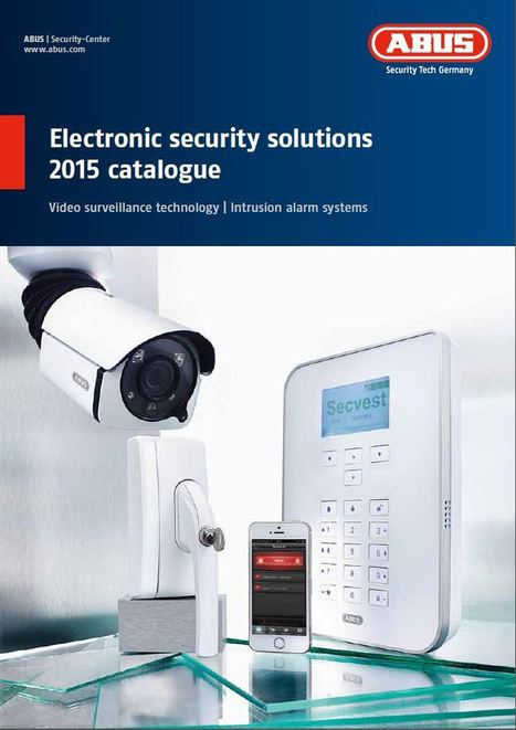 Electronic-security-solutions-2015-catalogue | Varnost | Scoop.it
