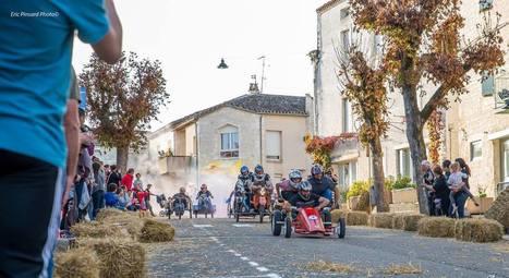Lalbenque : Un festival créatif, ludique et participatif pour la course de caisses à savon | La truffe dans tous ses états | Scoop.it