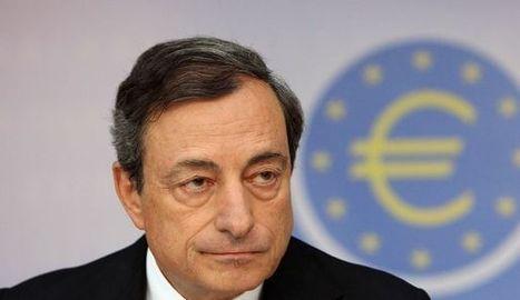 Déflation, croissance: la BCE a-t-elle pris les bonnes mesures? | Economie et Finance | Scoop.it