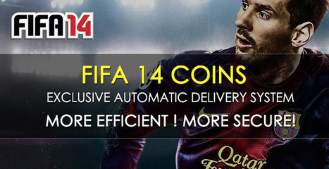 Buy FIFA 14 Coins Online Store - Instant Delivery | fifa 14 coins | Scoop.it