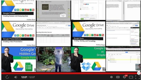 Step by Step Guide on How to Use Google Drive to Collaborate With Others | E-learning | Scoop.it