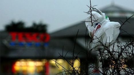 The 5p plastic bag charge: All you need to know - BBC News | #ASMIC | Scoop.it