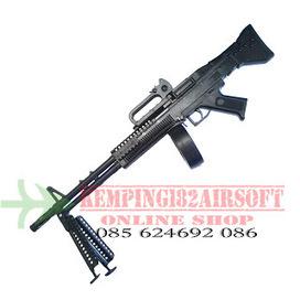 M60 Machine Gun - Jual Airsoft gun Murah Harga Gaul Banget | Jual airsoft, jual airsoft gun | Scoop.it