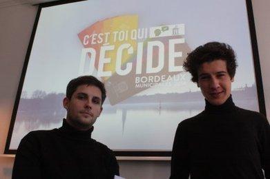 Les jeunes socialistes bordelais lancent un site Internet   Bordeaux 2014   Scoop.it
