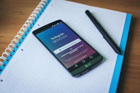 [Guía completa] para conocer Instagram + Herramientas | Marketing Sales and RRHH | Scoop.it