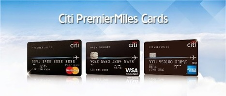 Best Citibank PremierMiles Credit Cards in India | Credit Card Offers | Scoop.it